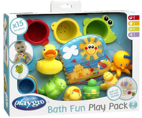 giocattoli da bagnetto